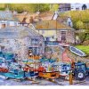 Signes Open Edition Giclée Print of Cadgwith Cove, Cornwall