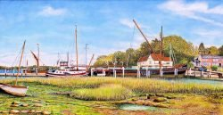Pin Mill, River Orwell, Suffolk