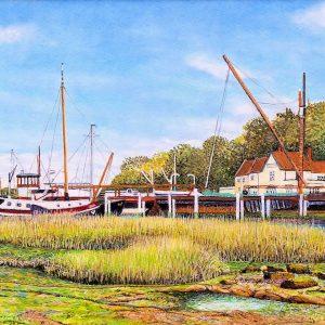 Pin Mill, River Orwell, Suffolk