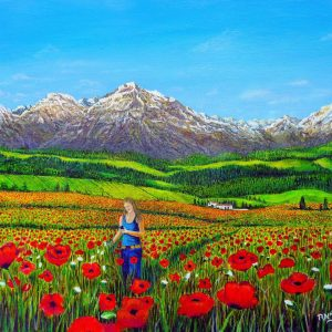 Texting The Poppies