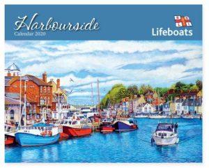 RNLI 2020 Harbourside Calendar